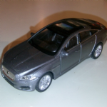 Welly Jaguar XJ Die-cast model loose but so cool